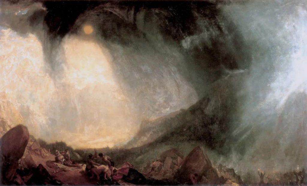 暴风雪:汉尼拔和他的军队越过阿尔卑斯山